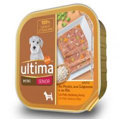 Affinity ultima senior spécial mini comida húmeda con