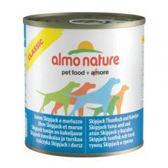 Almo nature hfc classic atún para perros