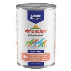 Almo nature single protein cerdo para perros