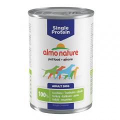 Almo nature single protein pavo para perros