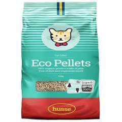 Arena ecológica para gatos eco pellets olor madera