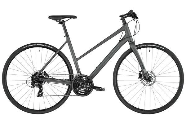 Bicicleta de paseo focus arriba 3.8 trapez negro 2020