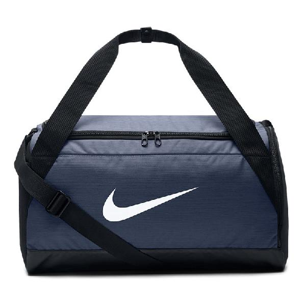 Bolsa de deporte Nike Brasilia Small Duffel azul oscuro