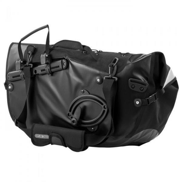 Bolsas para bicicleta reclinada ortlieb recumbent-bag negro