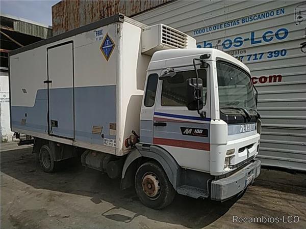 Caja de cambios para renault midliner m 180.10/c camión