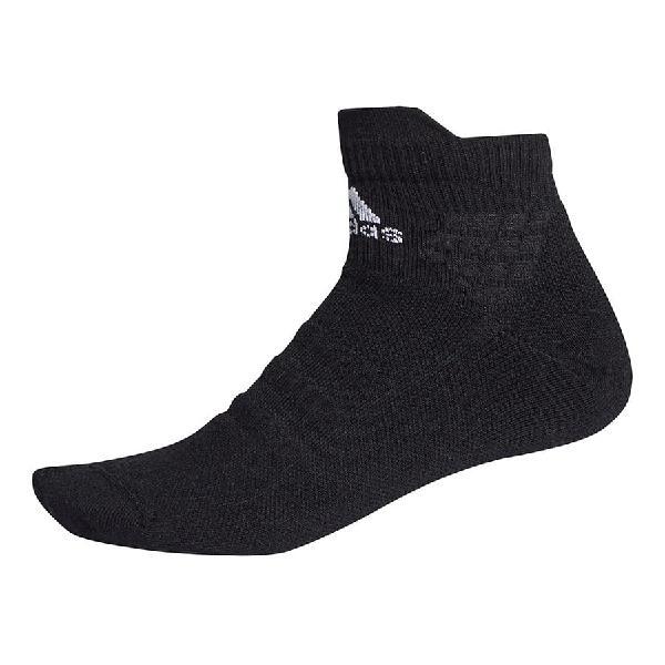 Calcetines adidas alphaskin ankle maximum cushioning negro