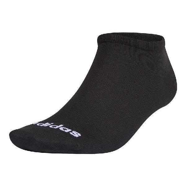 Calcetines adidas no show negro (3 pares)