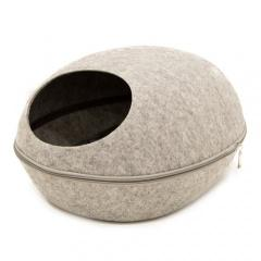 Cama de fieltro para gatos tk-pet charlotte
