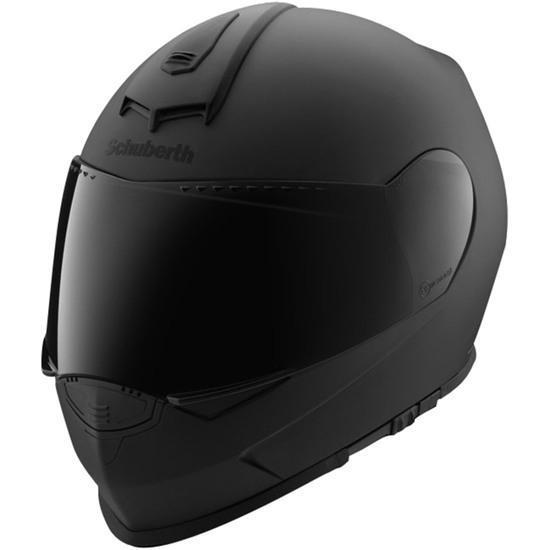 Casco schuberth s2 sport matt black