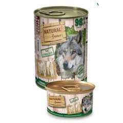 Comida húmeda natural greatness cordero para perros