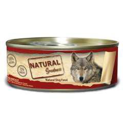 Comida húmeda natural greatness pechuga de pollo para