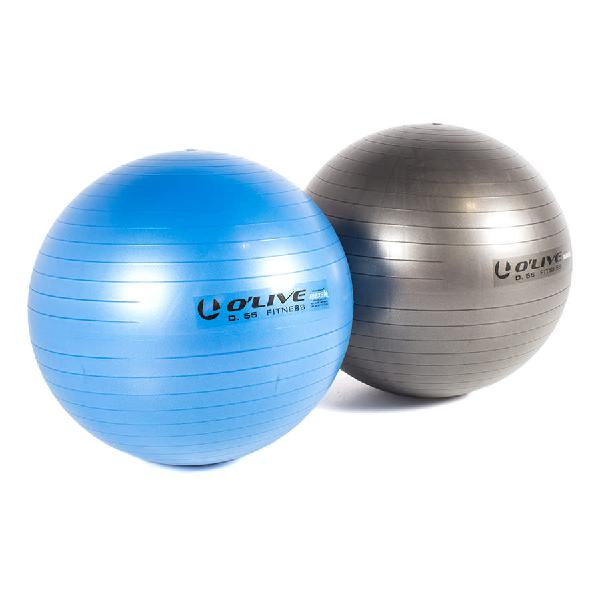 Fitness Ball O'LIVE ø 53 cm azul