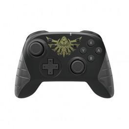 Gamepad hori wireless zelda negro