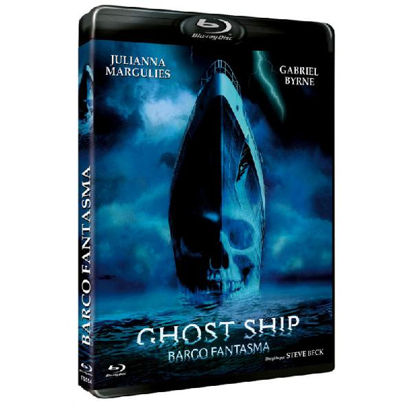 Ghost Ship (Blu-ray) (Barco fantasma)
