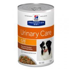 Hill's urinary care c/d estofado para perros