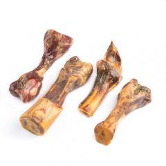 Huesos verdaderos de jamon para perros