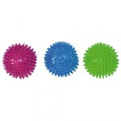 Juguete pelota de pinchos para perros