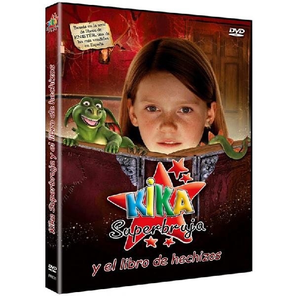 Kika Superbruja y el libro de hechizos (Hexe Lilli, der