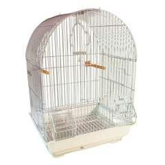Kit de 4 jaulas bérgamo para pájaros