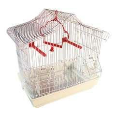 Kit de 4 jaulas milano para pájaros