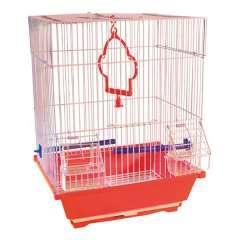 Kit de 4 jaulas torino para pájaros