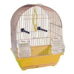 Kit de 4 jaulas vercelli para pájaros