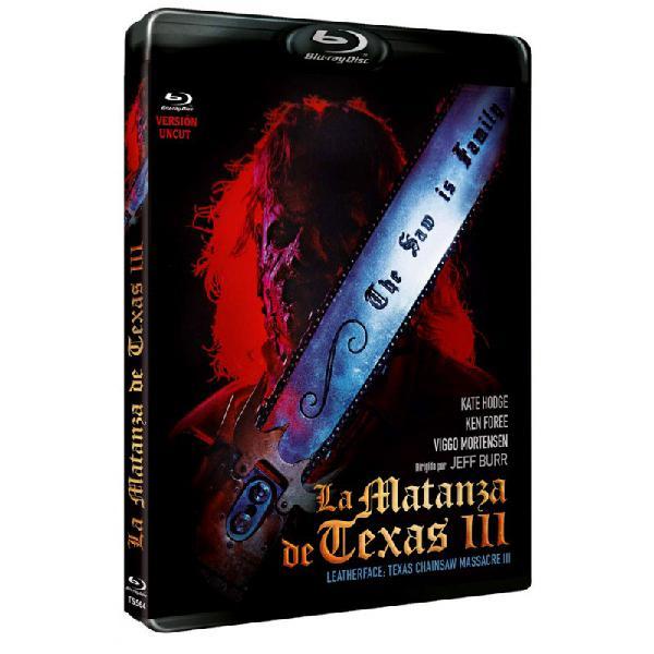 La Matanza De Texas III (Blu-ray)