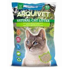 Lecho natural cat litter para gatos olor neutro