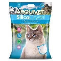 Lecho silica crystal para gatos olor neutro