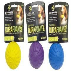 Pelota para perros color amarillo
