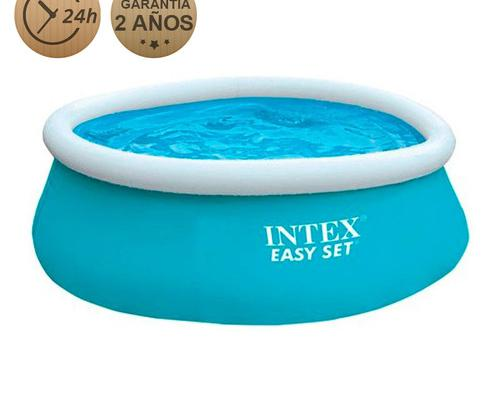 Piscina hinchable intex easy set 183x51 cm - 886 litros