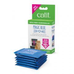 Recambio de almohadillas para catit magic blue