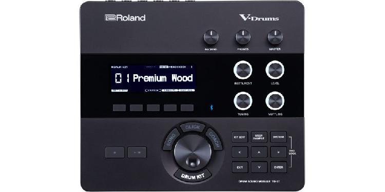 Roland td-27 módulo batería electrónica