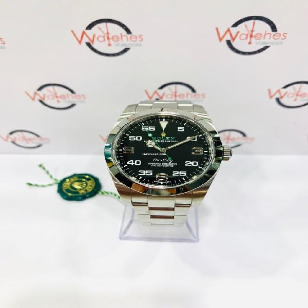 Rolex air-king junio 2020