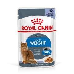 Royal canin ultra light en gelatina alimento húmedo para