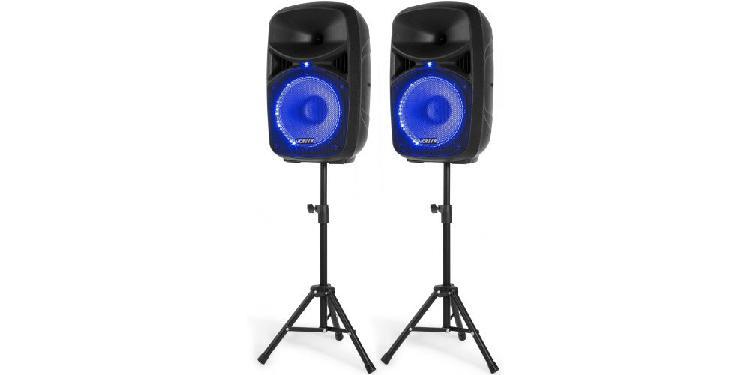 Vonyx vps-102a set completo plug & play 178128