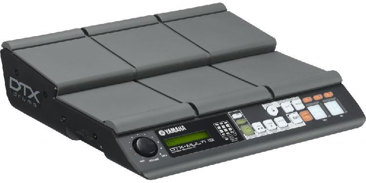 Yamaha dtx multi 12 bateria electronica