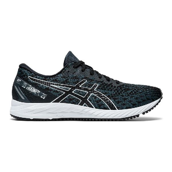 Zapatillas asics gel-ds trainer 25 negro blanco mujer