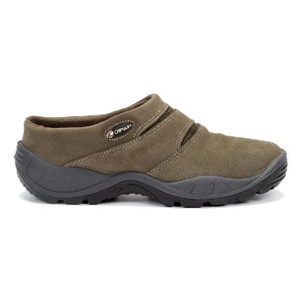 Zapatillas chiruca nora marrón gris negro