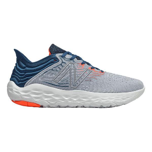 Zapatillas new balance fresh foam beacon v3 gris azul rojo