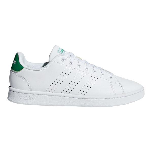 Zapatillas adidas Advantage blanco verde