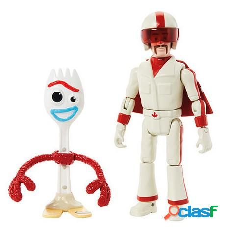 Pack figuras Forky y Duke Caboom Toy Story 4