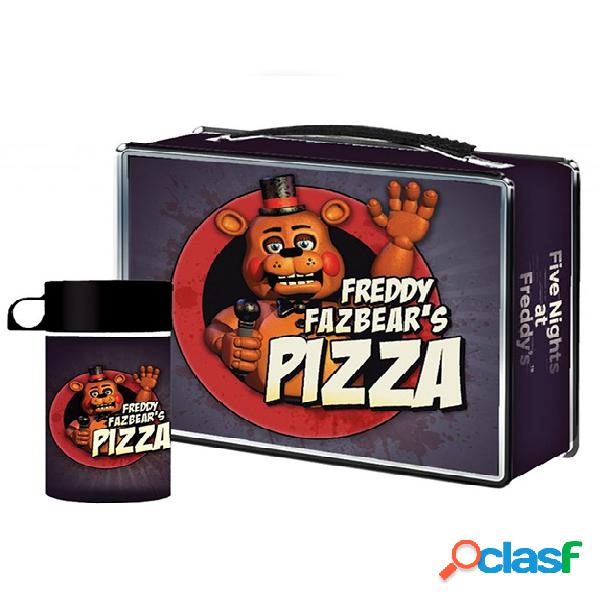 Set sandwichera y cantimplora five nights at freddy's