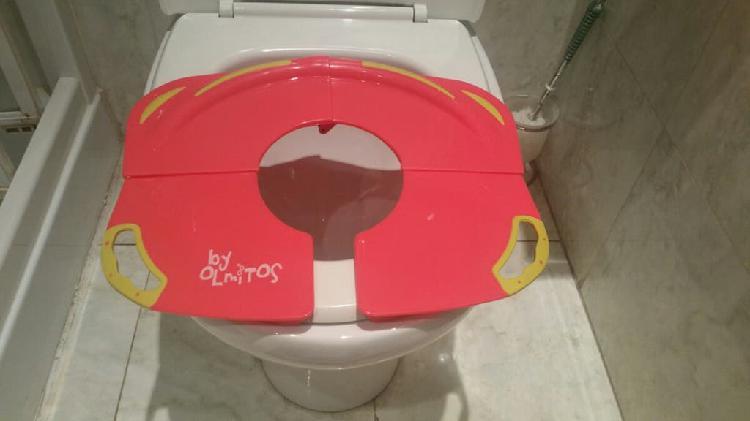 Adaptador wc portatil plegable olmitos