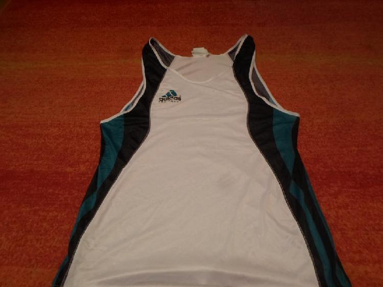 Camiseta atletismo adidas equipment retro vintage
