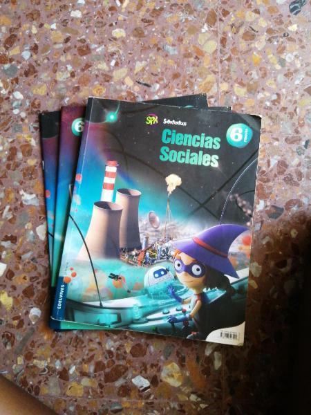 Ciencias sociales superpoxepolis 6to de primaria