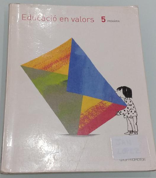 Educació en valors 5 primària