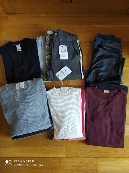 Lote ropa niña 13-14