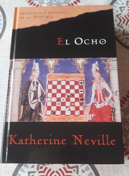 "Libro ""el ocho"" katherine neville"