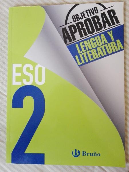 Libro de refuerzo lengua y literatura 2° eso.